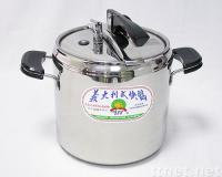 Stainless-steel Pressure cooker 10.5L